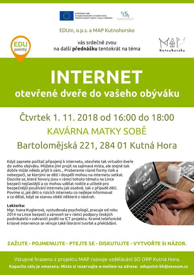 Máme se bát internetu?