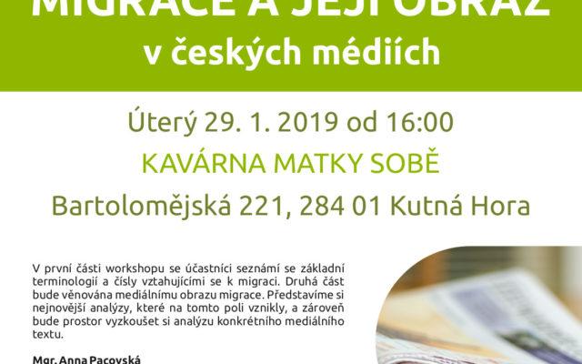 Migrace a její obraz v českých médiích